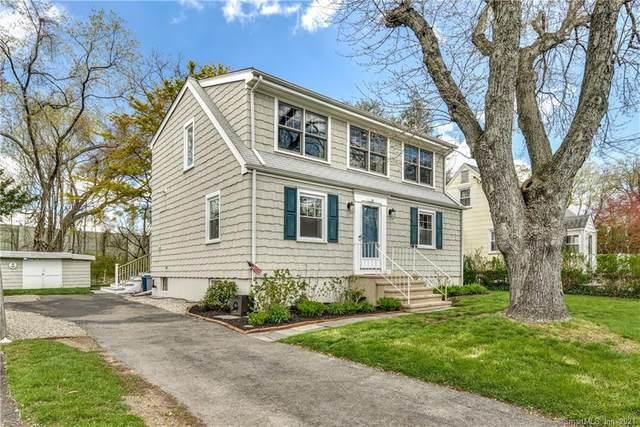 63 Maple Street, Darien, CT 06820 (MLS #170393039) :: Michael & Associates Premium Properties | MAPP TEAM
