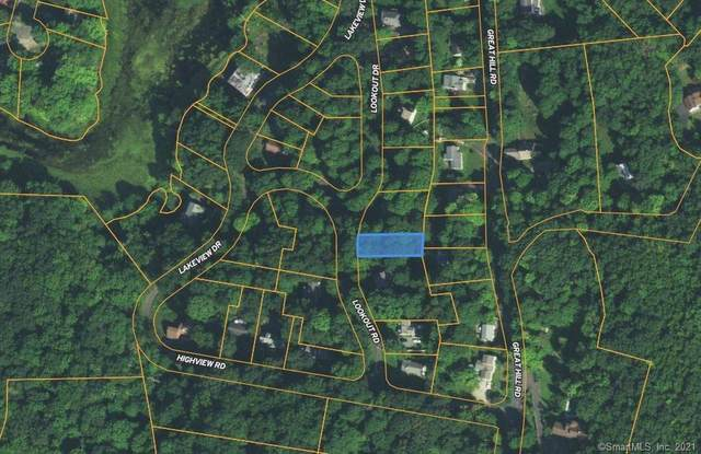 0 Lookout Drive, Ridgefield, CT 06877 (MLS #170393126) :: Around Town Real Estate Team