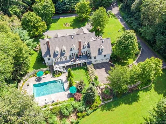 238 West Lane, Ridgefield, CT 06877 (MLS #170393245) :: Around Town Real Estate Team