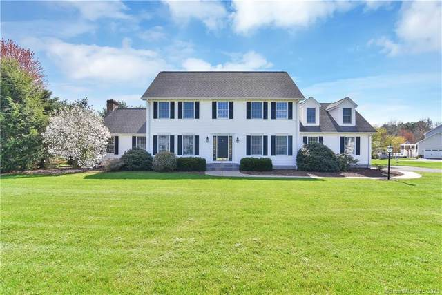 29 Horseshoe Lane, Somers, CT 06071 (MLS #170393296) :: NRG Real Estate Services, Inc.