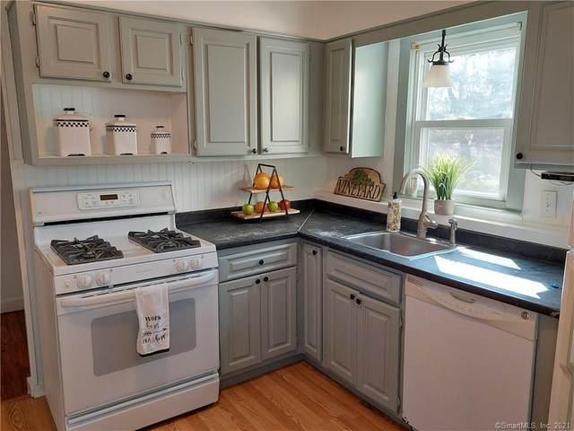 75 Hibiscus Street #5, Fairfield, CT 06825 (MLS #170393304) :: Frank Schiavone with William Raveis Real Estate