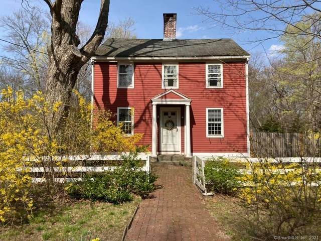 103 Penfield Hill Road, Portland, CT 06480 (MLS #170393312) :: Around Town Real Estate Team