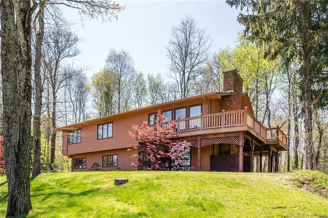 11 Candleview Drive, Sherman, CT 06784 (MLS #170393377) :: Kendall Group Real Estate | Keller Williams
