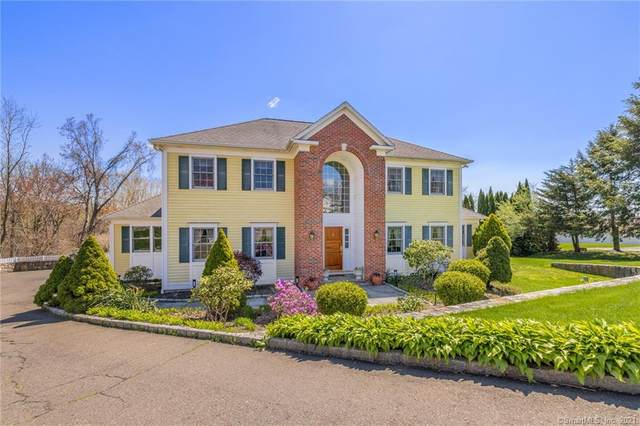 32 Whipporwill Drive, Shelton, CT 06484 (MLS #170393411) :: Next Level Group
