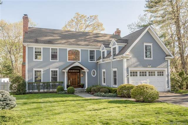 19 Vineyard Lane, Stamford, CT 06902 (MLS #170393462) :: Next Level Group
