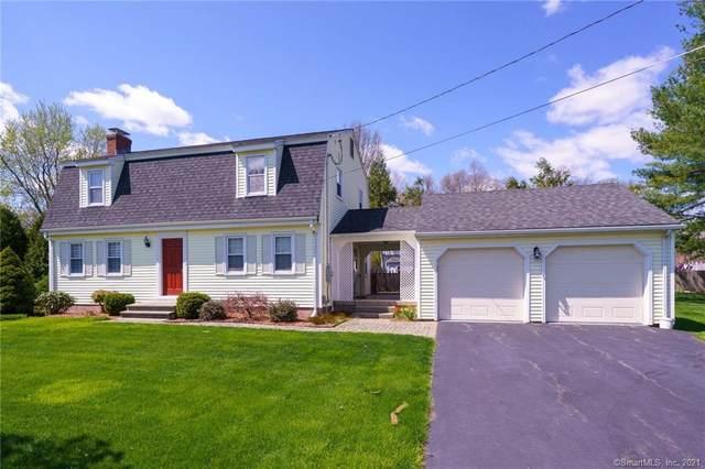108 Wildwood Road, Wethersfield, CT 06109 (MLS #170393478) :: Around Town Real Estate Team
