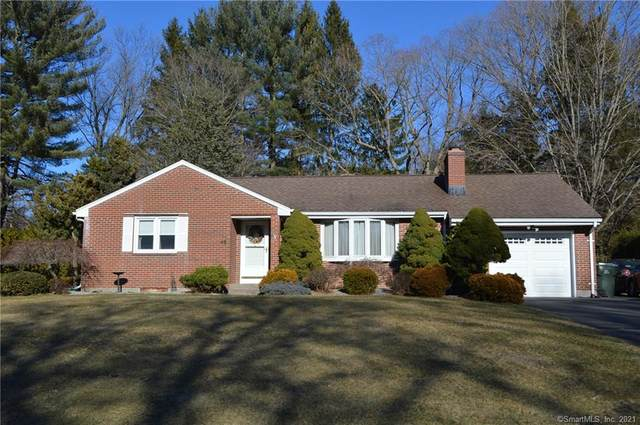 48 Springbrook Drive, Rocky Hill, CT 06067 (MLS #170393495) :: Carbutti & Co Realtors