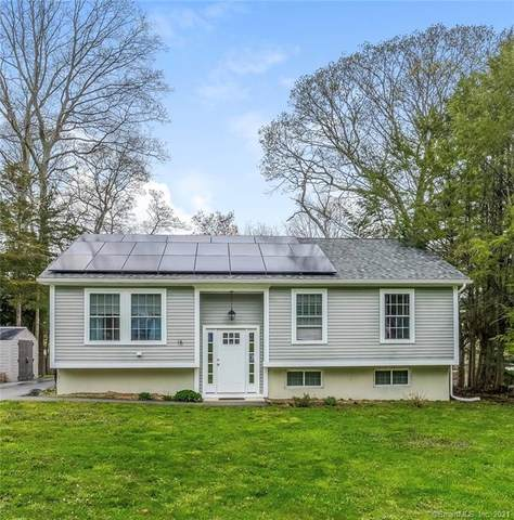 15 Country Club Drive, Ledyard, CT 06339 (MLS #170393530) :: Around Town Real Estate Team