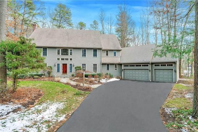 3 Eton Place, Farmington, CT 06032 (MLS #170393558) :: Around Town Real Estate Team