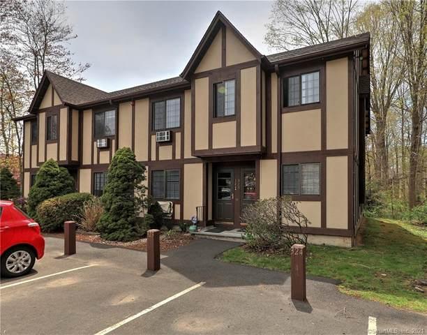 324 Foxwood Lane #324, Milford, CT 06461 (MLS #170393580) :: Around Town Real Estate Team