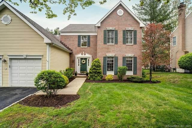 24 Chandlers Lane N #24, Fairfield, CT 06824 (MLS #170393627) :: Frank Schiavone with William Raveis Real Estate