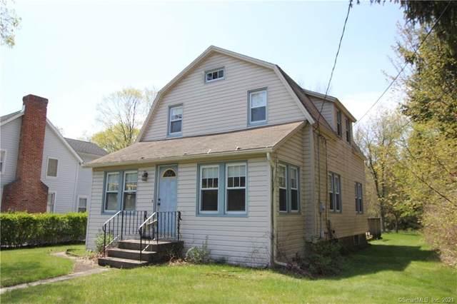 10 Jefferson Avenue, Danbury, CT 06810 (MLS #170393644) :: Spectrum Real Estate Consultants