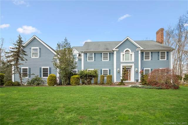 16 Clydesdale Court, Monroe, CT 06468 (MLS #170393680) :: Around Town Real Estate Team