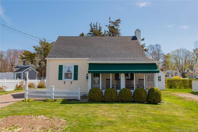 34 Brightwater Road, Old Lyme, CT 06371 (MLS #170393694) :: Next Level Group