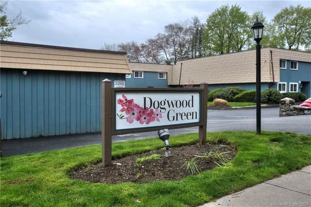 151 Fairfield Woods Road #151, Fairfield, CT 06825 (MLS #170393809) :: Frank Schiavone with William Raveis Real Estate