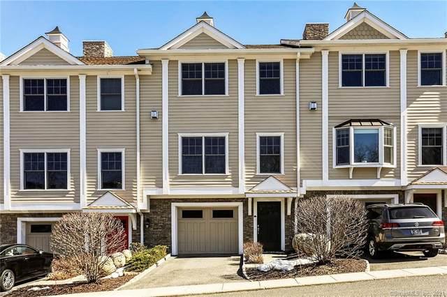 66 Grove Street C18, Ridgefield, CT 06877 (MLS #170393853) :: Around Town Real Estate Team