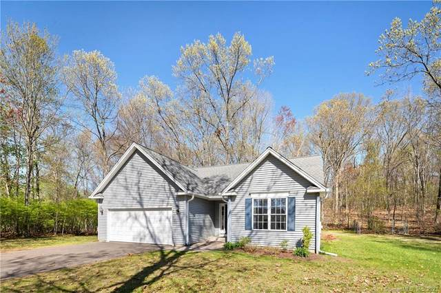 18 Eastview Drive, Vernon, CT 06066 (MLS #170393982) :: Around Town Real Estate Team