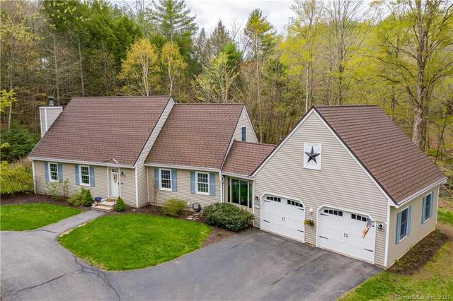 11 Ruth Cross Road, Colebrook, CT 06021 (MLS #170393987) :: Around Town Real Estate Team