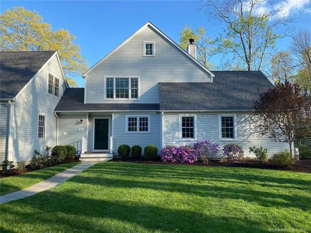 59 Lakeview Avenue #59, New Canaan, CT 06840 (MLS #170394019) :: Coldwell Banker Premiere Realtors
