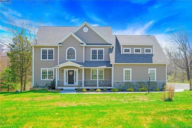 4 Crosswind Court, Newtown, CT 06470 (MLS #170394029) :: Spectrum Real Estate Consultants