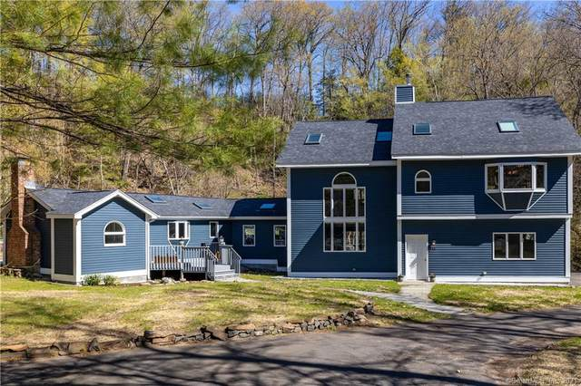 46 Barkhamsted Road, Granby, CT 06090 (MLS #170394033) :: Around Town Real Estate Team