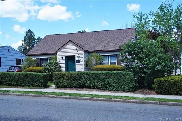 291 Jefferson Avenue, New London, CT 06320 (MLS #170394091) :: Spectrum Real Estate Consultants