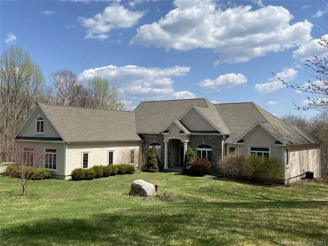 4 Highwood Crossing, Burlington, CT 06013 (MLS #170394124) :: Next Level Group