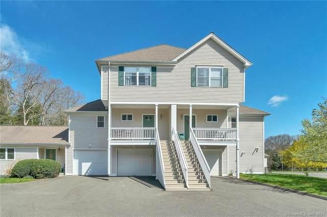 4 Trout Brook Circle #4, Newtown, CT 06470 (MLS #170394140) :: Around Town Real Estate Team