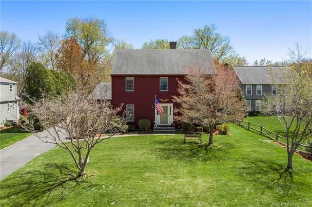 50 Old Pewter Lane, Wethersfield, CT 06109 (MLS #170394144) :: Michael & Associates Premium Properties   MAPP TEAM