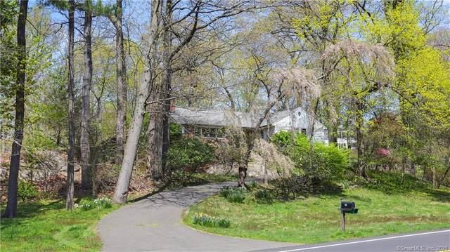 40 Bruce Park Drive, Greenwich, CT 06830 (MLS #170394150) :: GEN Next Real Estate