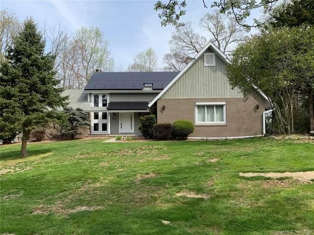 64 Crossbow Lane, Monroe, CT 06468 (MLS #170394168) :: Spectrum Real Estate Consultants