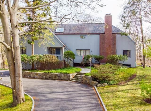 41 Wild Duck Road, Wilton, CT 06897 (MLS #170394180) :: Around Town Real Estate Team