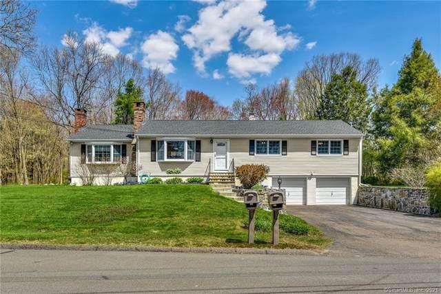 120 Twin Brook Terrace, Monroe, CT 06468 (MLS #170394223) :: Spectrum Real Estate Consultants