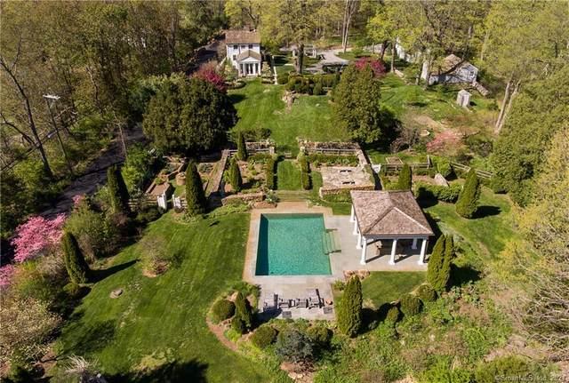464 Nod Hill Road, Wilton, CT 06897 (MLS #170394224) :: Around Town Real Estate Team