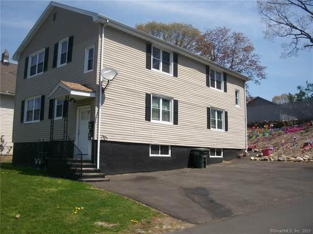196-198 Goddard Avenue, Bridgeport, CT 06610 (MLS #170394227) :: Spectrum Real Estate Consultants