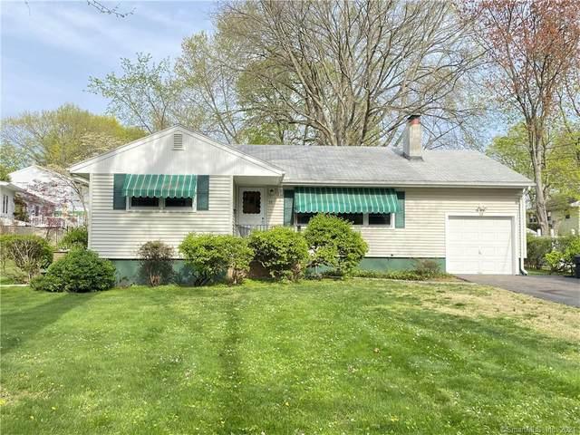 55 Cedar Crest Place, Norwalk, CT 06854 (MLS #170394232) :: Frank Schiavone with William Raveis Real Estate