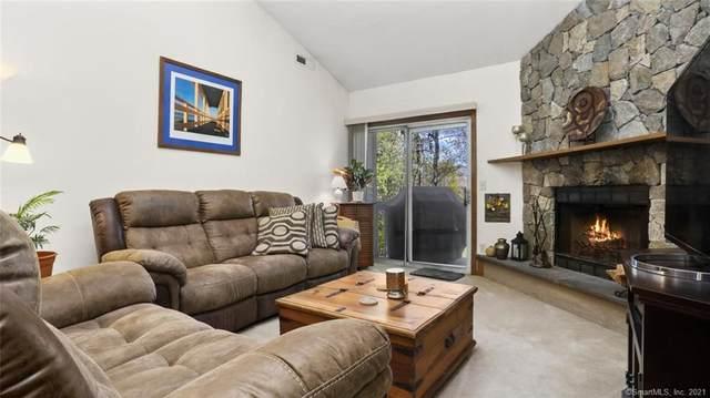 1 Wolfpit Avenue #6, Norwalk, CT 06851 (MLS #170394283) :: Spectrum Real Estate Consultants