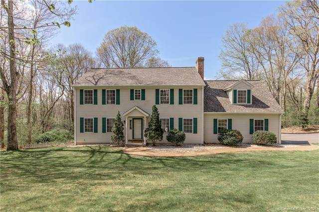 190 Horse Fence Hill Road, Southbury, CT 06488 (MLS #170394293) :: Next Level Group