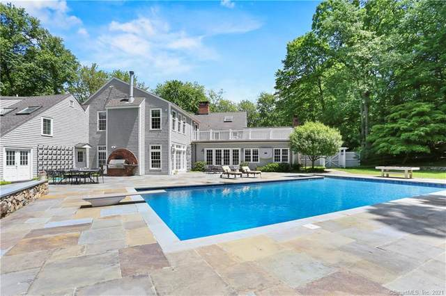 30 Cat Rock Road, Greenwich, CT 06807 (MLS #170394297) :: Next Level Group