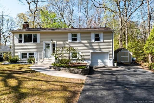 833 Long Cove Road, Ledyard, CT 06335 (MLS #170394310) :: Around Town Real Estate Team