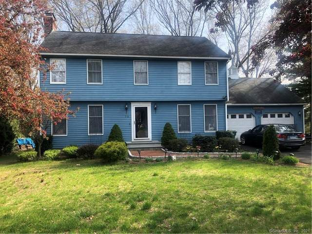 78 Strawberry Hill, Windsor, CT 06095 (MLS #170394316) :: Next Level Group