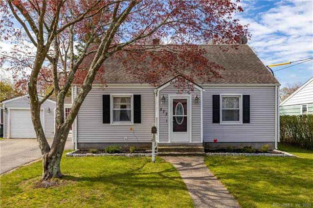 573 Buckingham Avenue, Milford, CT 06460 (MLS #170394335) :: Around Town Real Estate Team