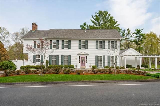 199 South Road, Farmington, CT 06032 (MLS #170394343) :: Around Town Real Estate Team