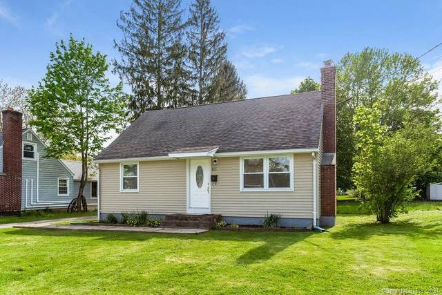109 Fisher Road, Middletown, CT 06457 (MLS #170394365) :: Carbutti & Co Realtors