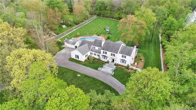 70 Dunning Road, New Canaan, CT 06840 (MLS #170394376) :: Coldwell Banker Premiere Realtors