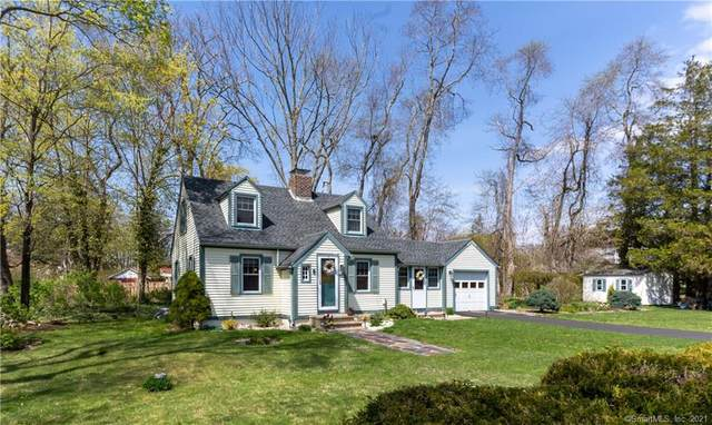 32R Hurlbutt Road, Ledyard, CT 06335 (MLS #170394385) :: Next Level Group