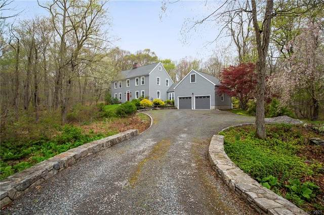 3 Indian Hill Road, Redding, CT 06896 (MLS #170394503) :: Next Level Group