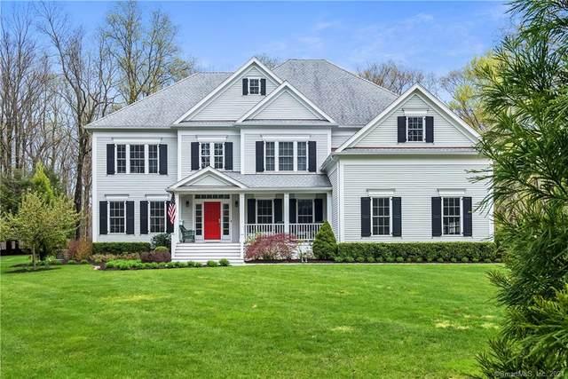 64 Forest Lane, Wilton, CT 06897 (MLS #170394542) :: Around Town Real Estate Team