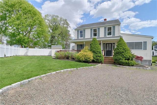 235 Ridge Road, Stratford, CT 06614 (MLS #170394564) :: Carbutti & Co Realtors