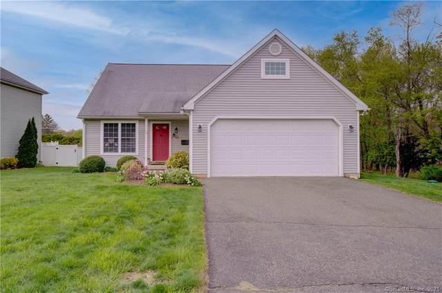 39 Davis Road, Wethersfield, CT 06109 (MLS #170394588) :: Around Town Real Estate Team